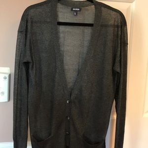 Tilden Sparkle Cardigan.    New without Tags